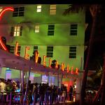 I'm in Miami…